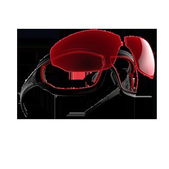 quick-change lens system