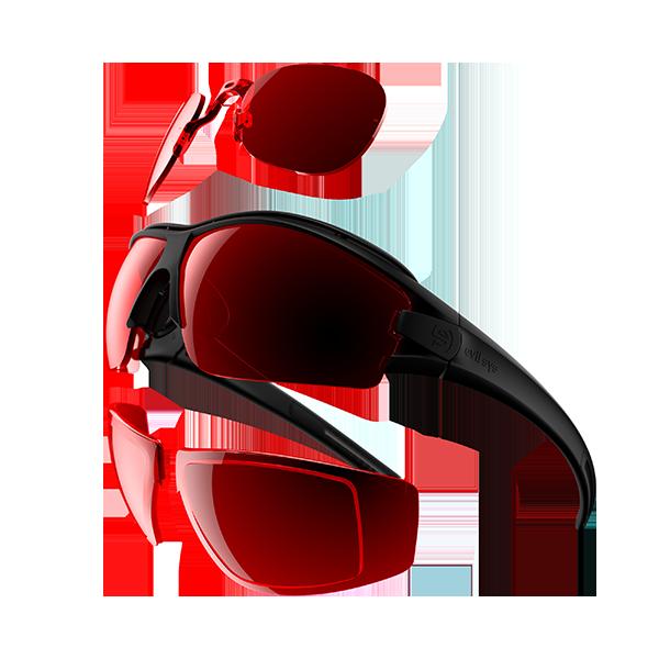 evil eye RX rešitve - vgradnja dioptrije na 3 načine