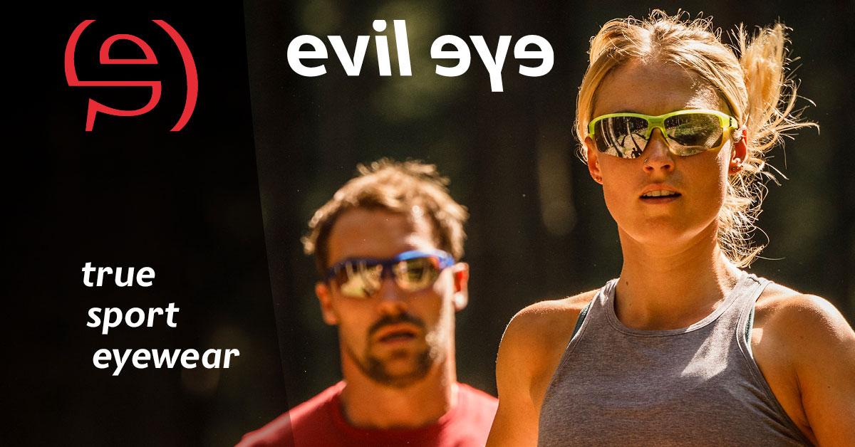 evil eye športna očala za tek